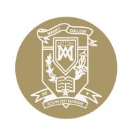 marist logo