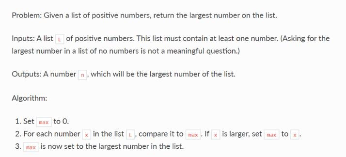algorithm find_max()