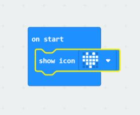 on start show icon