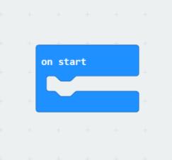on start